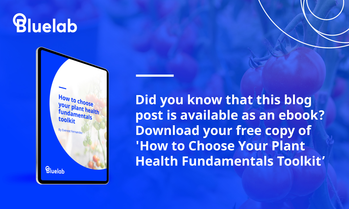 Download your free Plant Health Fundamentals Toolkit ebook
